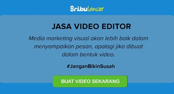 jasa video editor