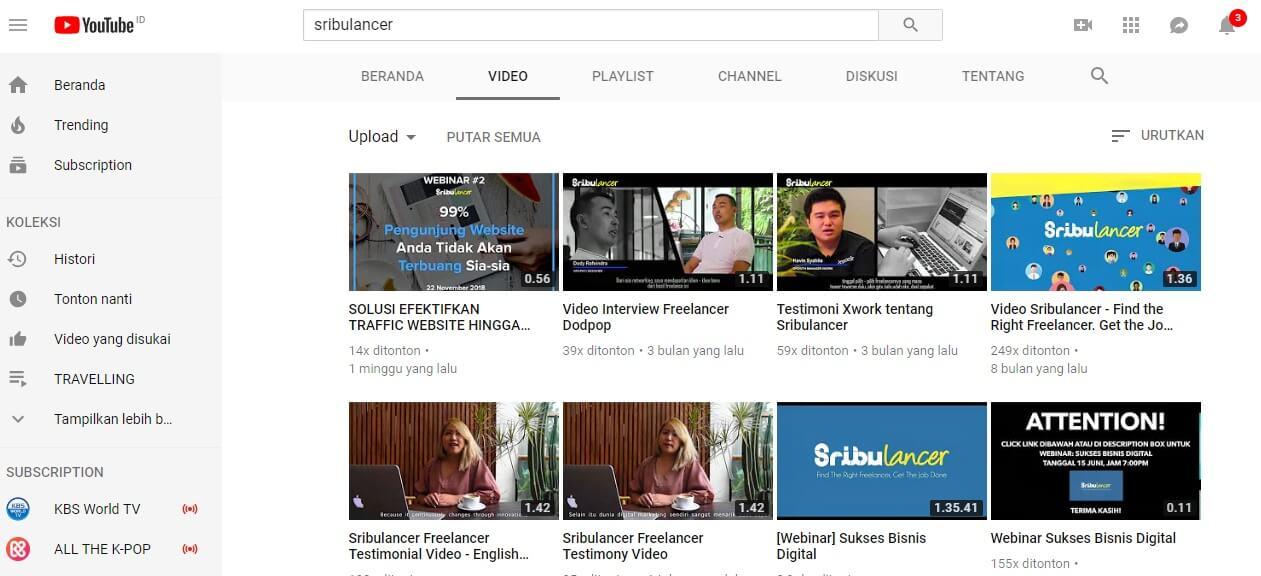 cara menambah viewer youtube dengan thumbnaill