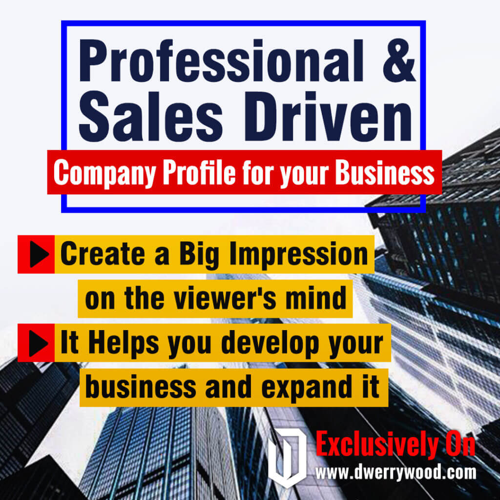 Fungsi dan manfaat company profile