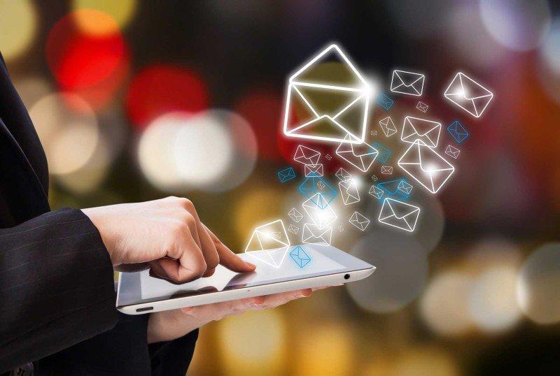 email untuk online engagement