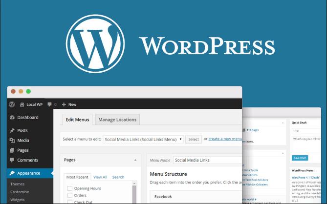 cara membuat website gratis di wordpress