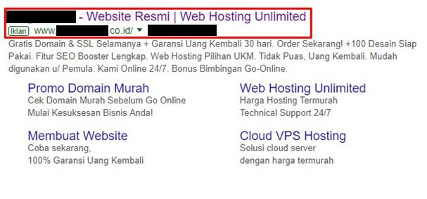 Salah Satu Contoh Search Engine Marketing Adalah Iklan Yang Muncul Di Mesin Pencari