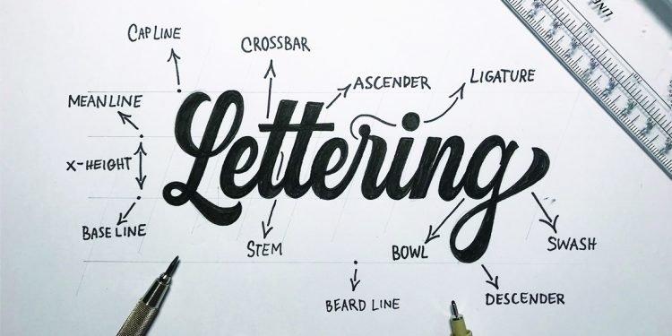 Hand Lettering Style salah satu tren desain grafis yang cocok untuk membuat Konten Marketing