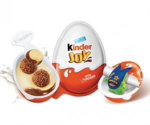 contoh kemasan produk kinderjoy