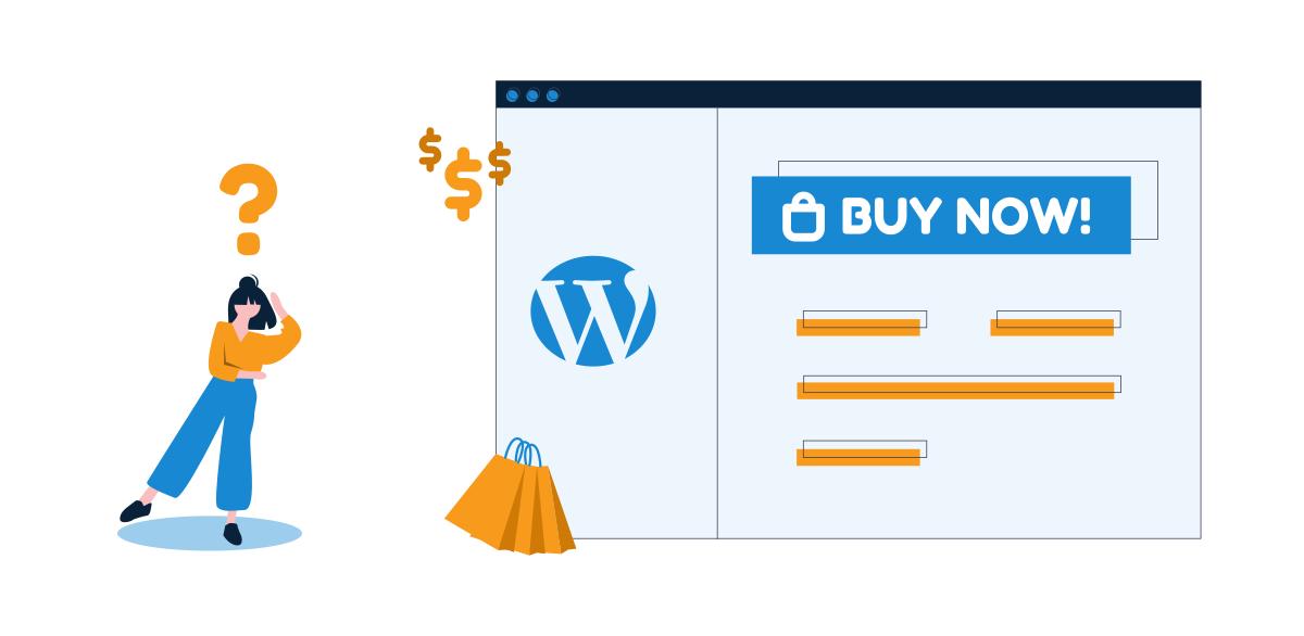 apa yang dibutuhkan dalam cara membuat website toko online di wordpress