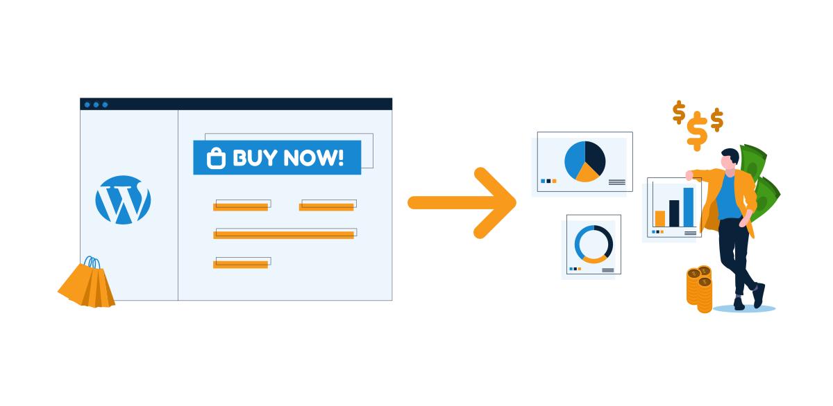 pelajari cara membuat website toko online di wordpress