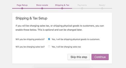 setup pajak woocommerce pada cara membuat website toko online di wordpress