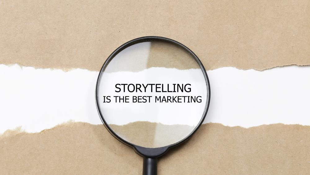 teknik storytelling
